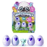 Игрушка Hatchimals(4 коллекционные игрушки +бонус)