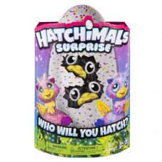 Hatchimals Хэтчималс сюрприз - близнецы интерактивные питомцы, вылупляющиеся из яйца