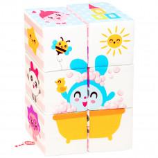Кубики Мякиши Малышарики Мультики