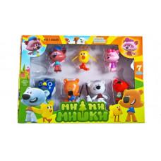 Мимимишки Набор игрушек 7 героев