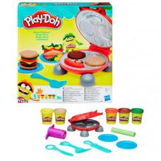 Play-doh Мини-гамбургеры