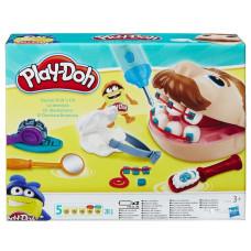 Play-doh стоматолог