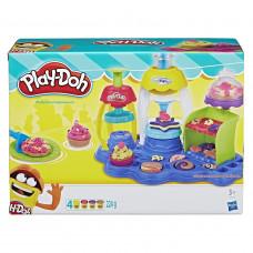 Play-doh Пирожные
