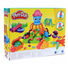 Play-dоh Осьминог