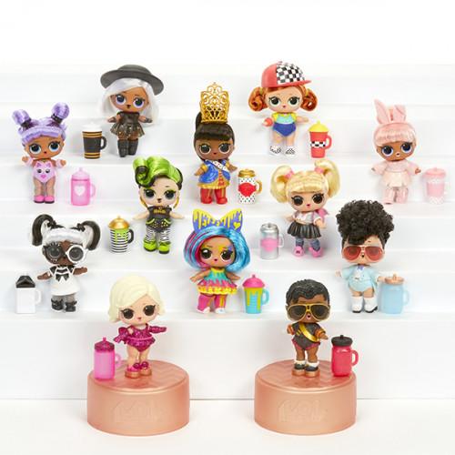 2 Куклы LOL с волосами Hairgoals