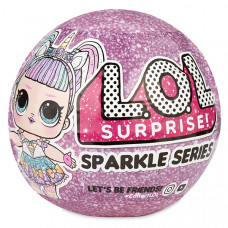 Кукла-сюрприз MGA Entertainment в шаре LOL Surprise Sparkle Series