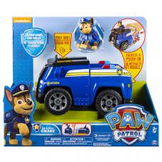 Игровой набор Paw Patrol Щенячий патруль Машина спасателей - Гонщик (со звуком и светом)