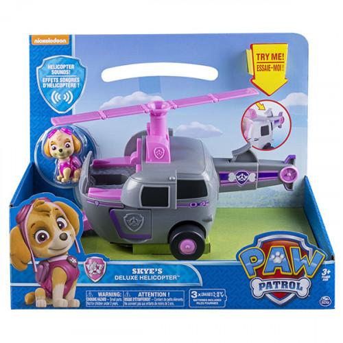 Игрушка машина спасателей со звуком и светом Скай (Paw Patrol)