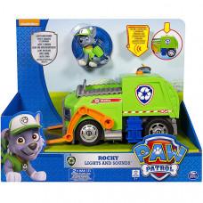 Игрушка машина спасателей со звуком и светом Роки (Paw Patrol)