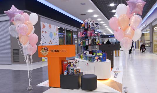 Магазин Trend Toys в Казани