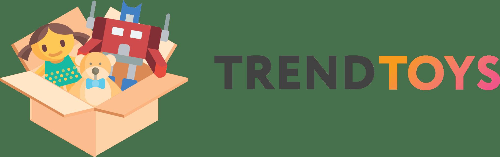 Магазин игрушек Trend Toys для детей